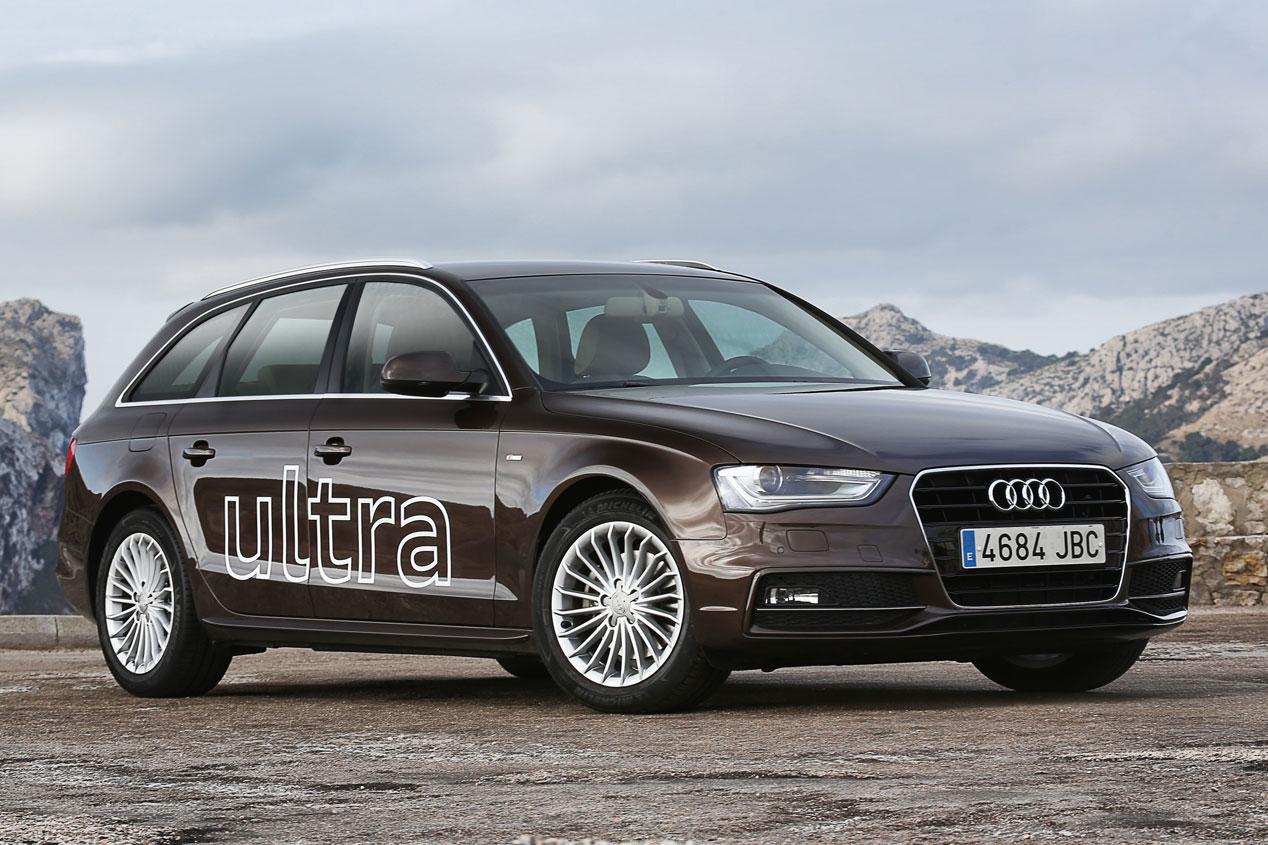 Gama Audi Ultra, cuando gastar poco es primordial