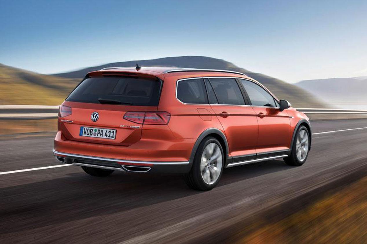VW Passat Alltrack 2015