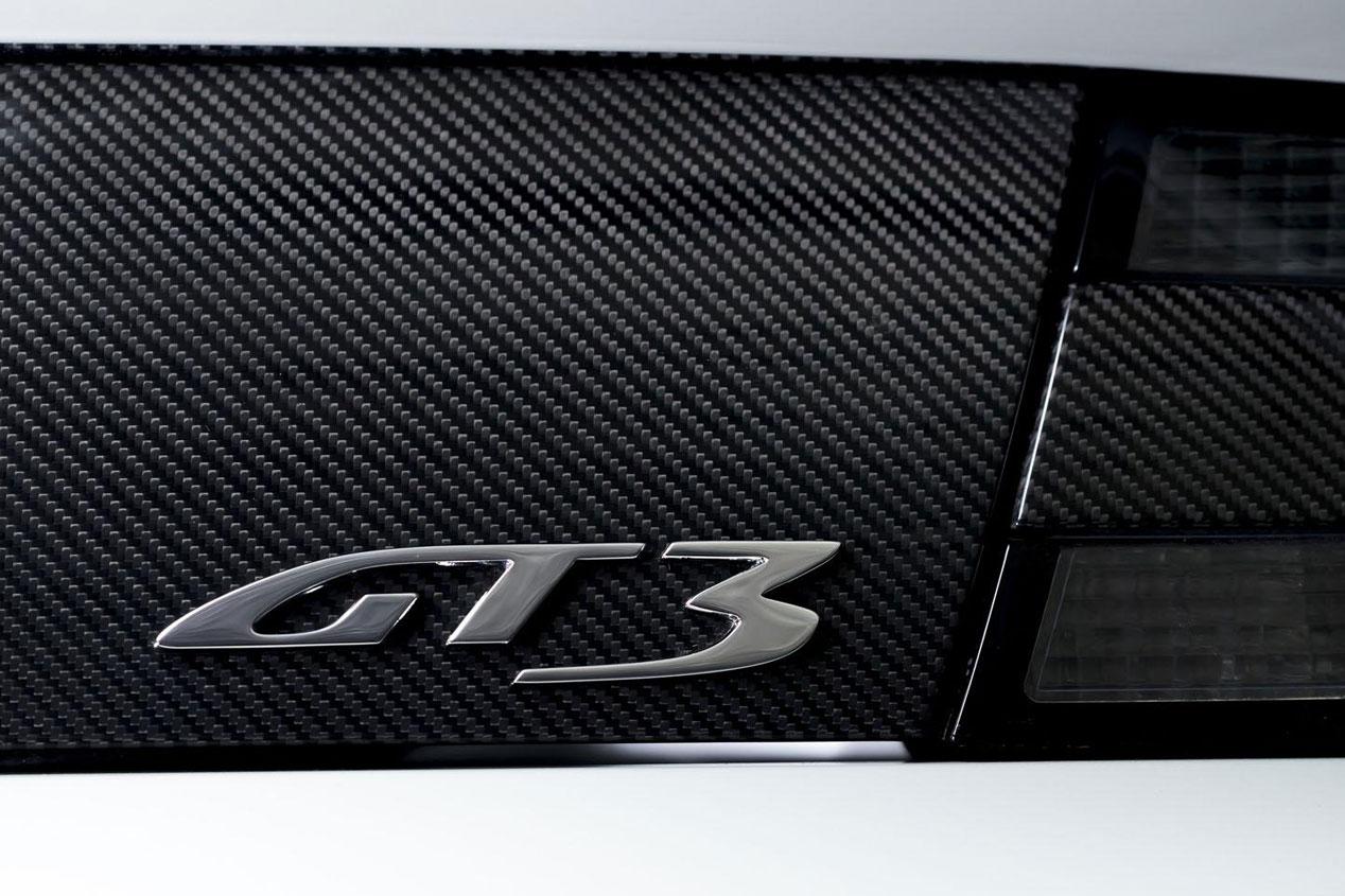 Aston Martin Vantage GT3, brutal anti 911