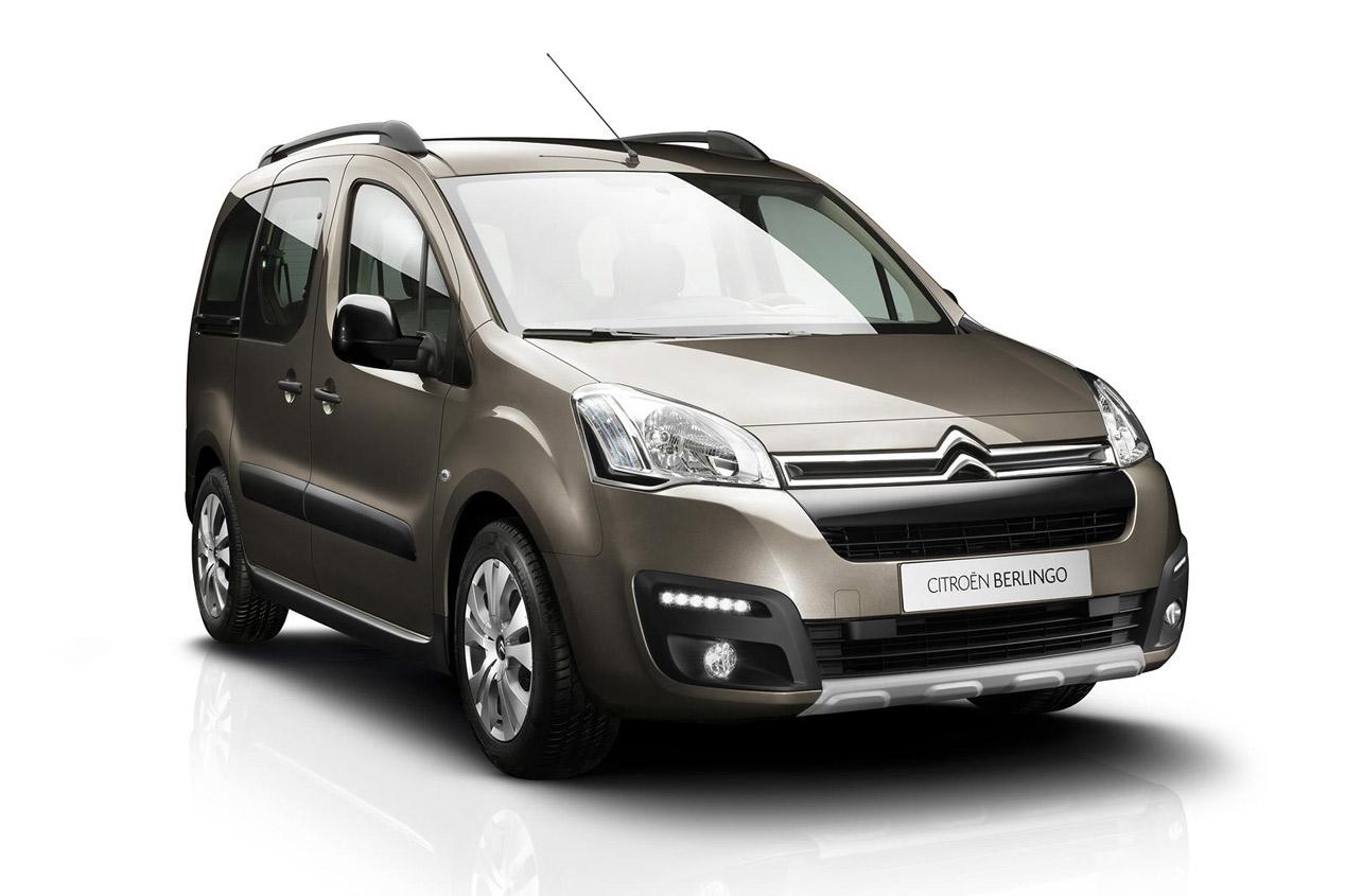 Citroën Berlingo 2015, ligera actualización
