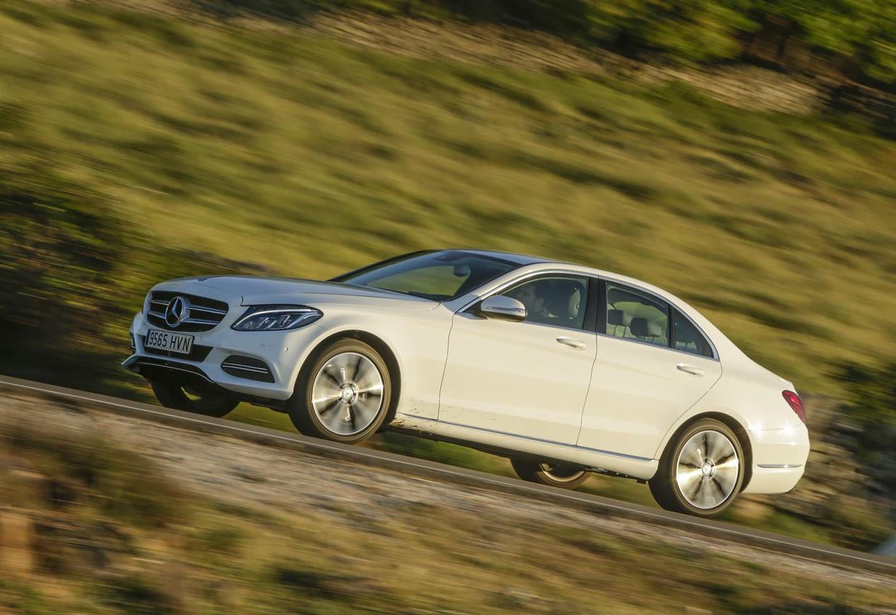 Mercedes Clase C, finalista del Car of The Year 2015