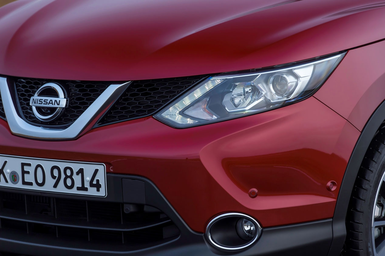 Nissan Qashqai, finalista del Car of The Year 2015