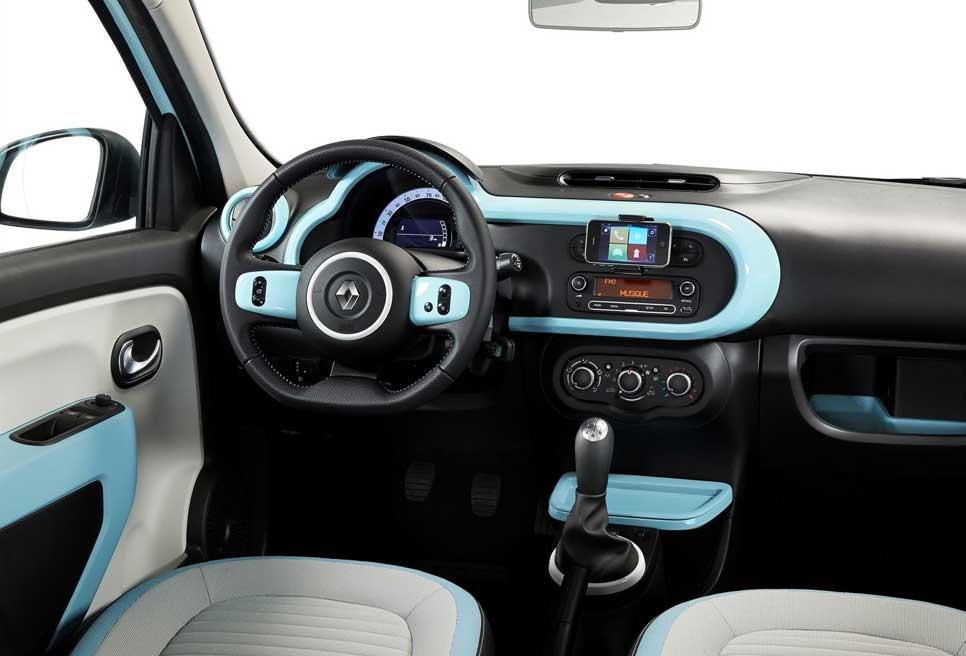 Renault Twingo, finalista del Car of The Year 2015