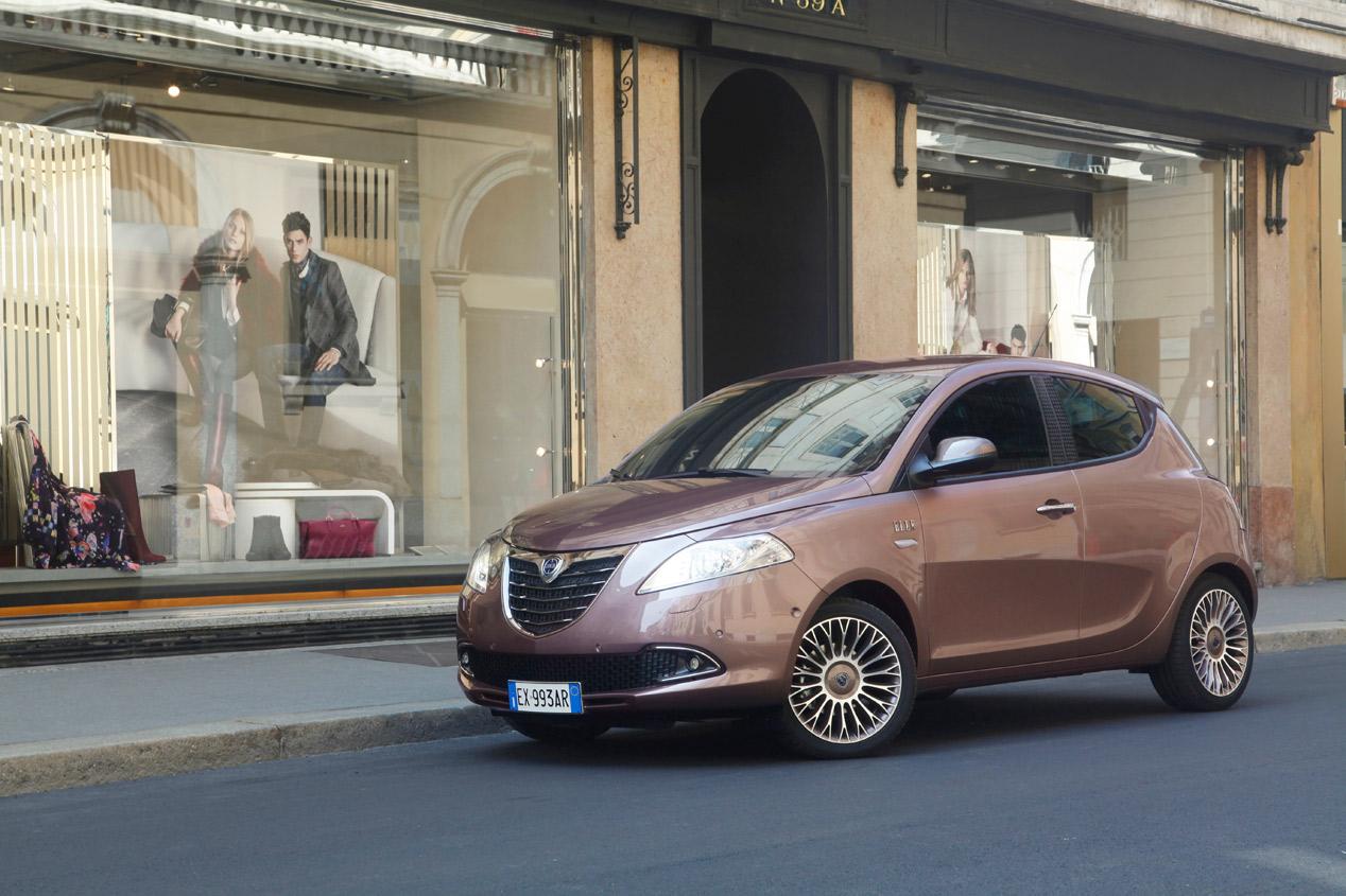 Lancia Ypsilon 30 Aniversario y Elle