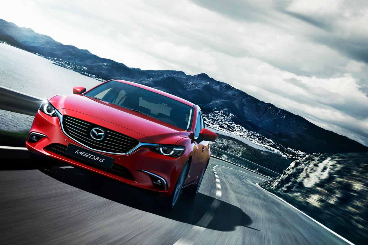 Contacto: Mazda6 2015, más refinado