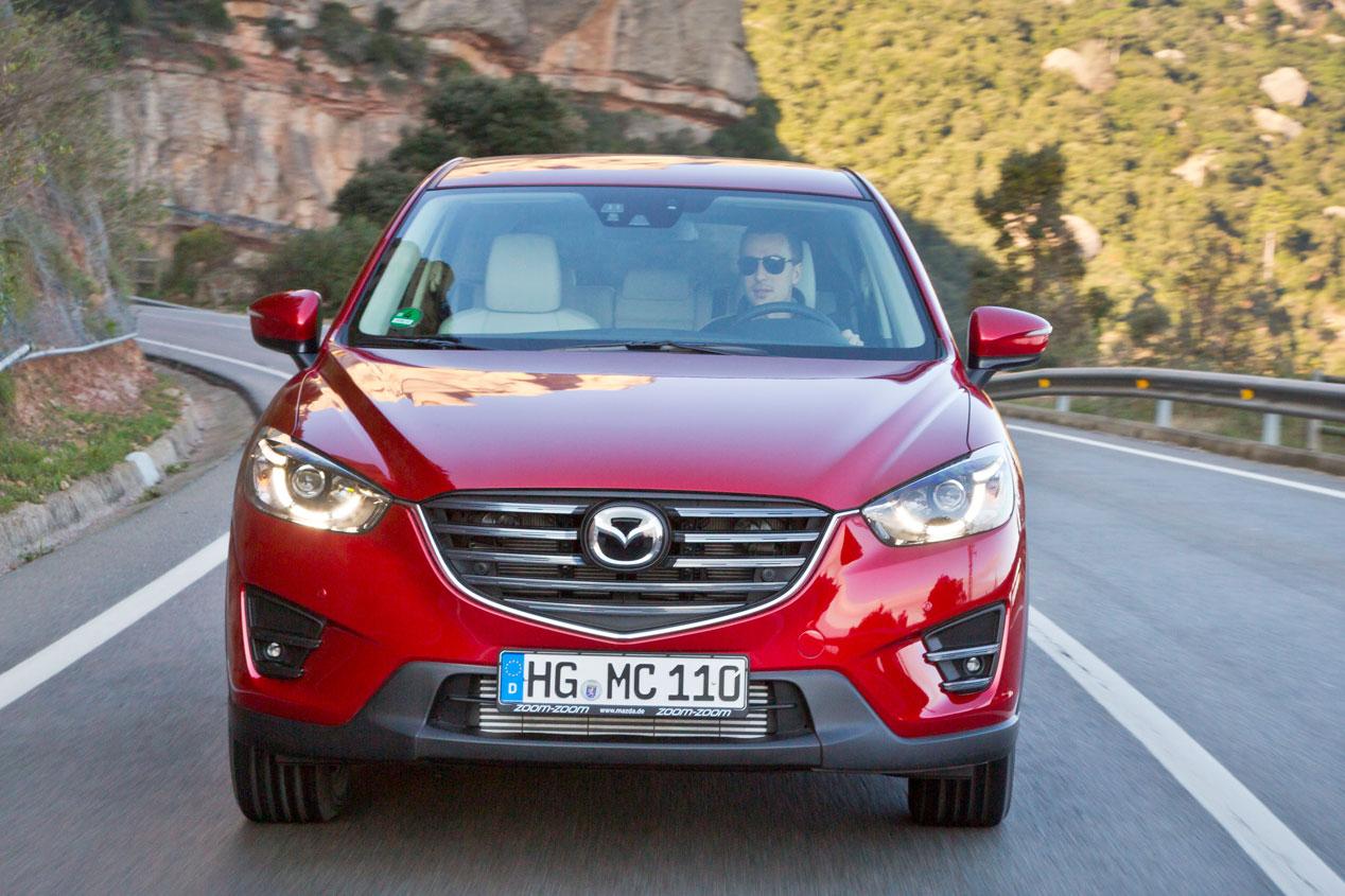 Contacto: Mazda CX-5 2015, éxito reforzado