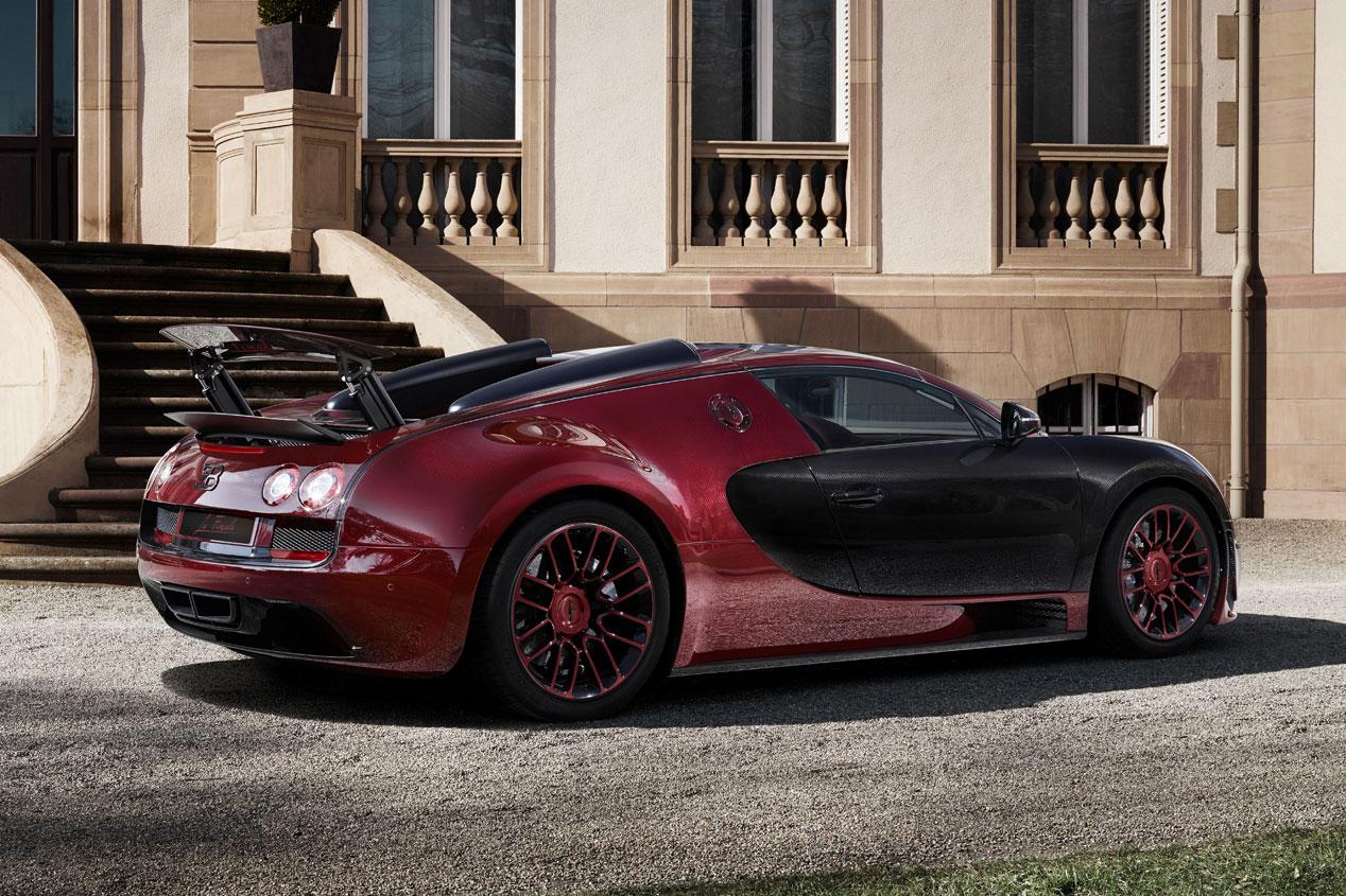 "Grand Sport Vitesse ""La Finale"", el último Bugatti Veyron"