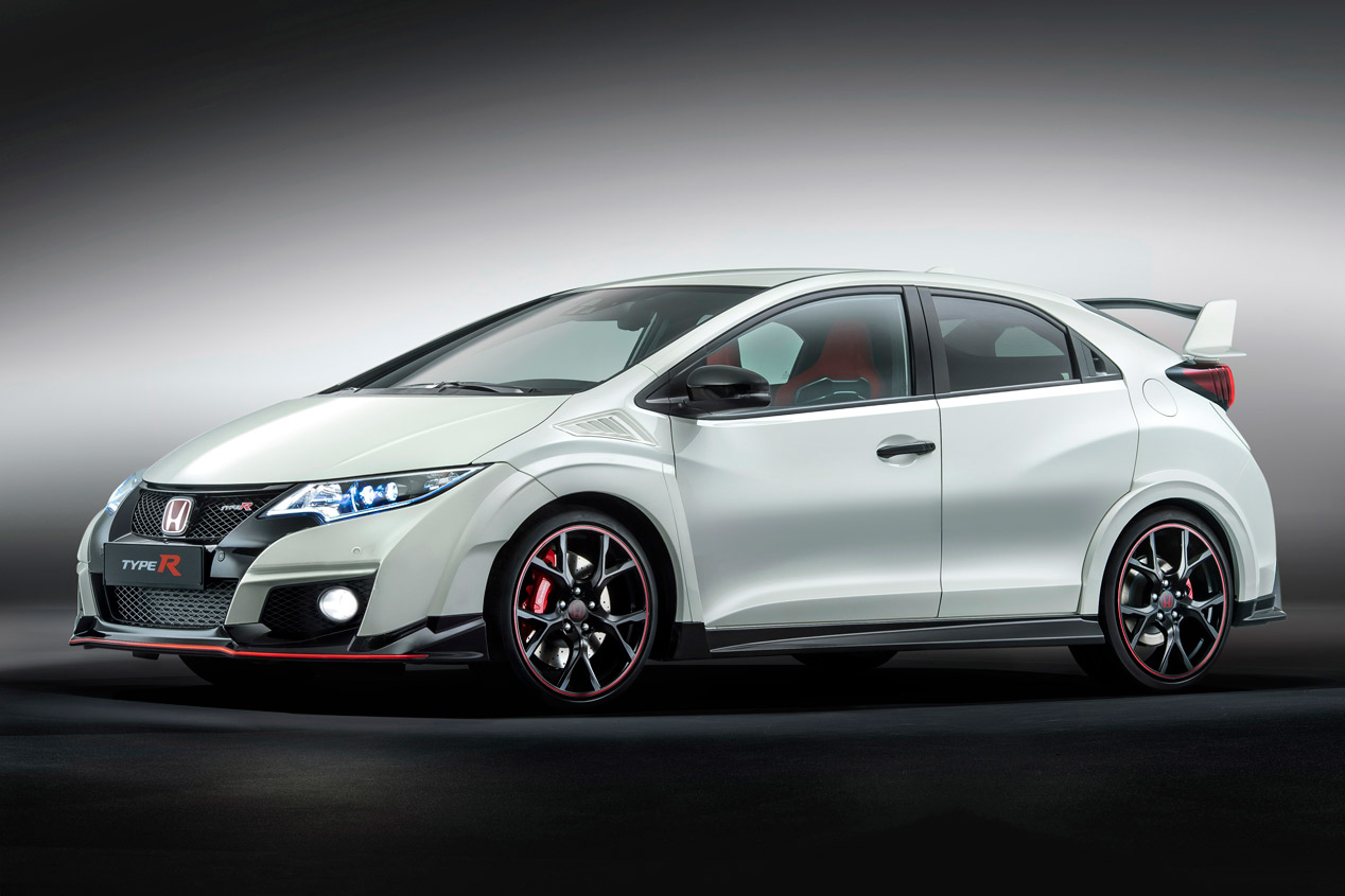 Honda Civic Type R 2015, fotos y datos definitivos