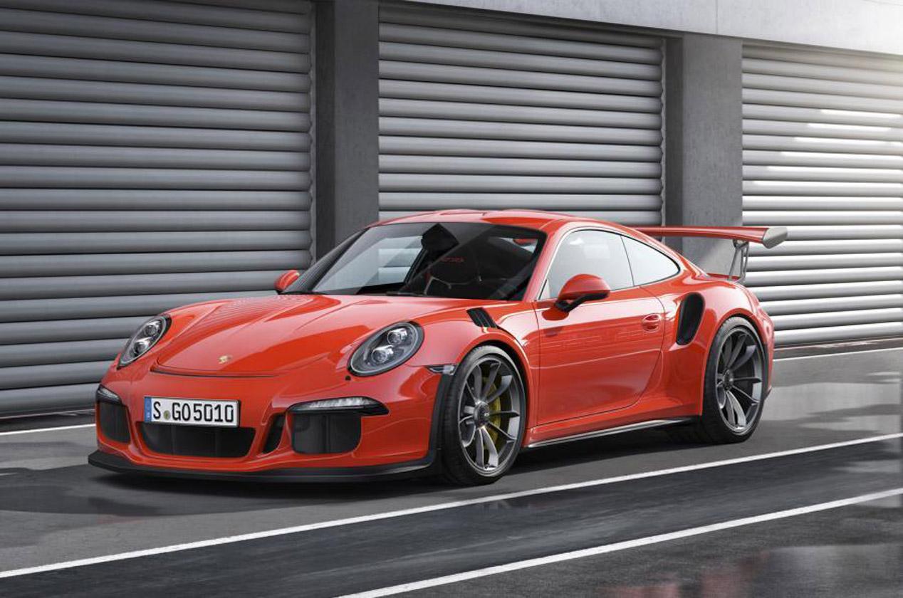 Nuevo Porsche 911 GT3 RS