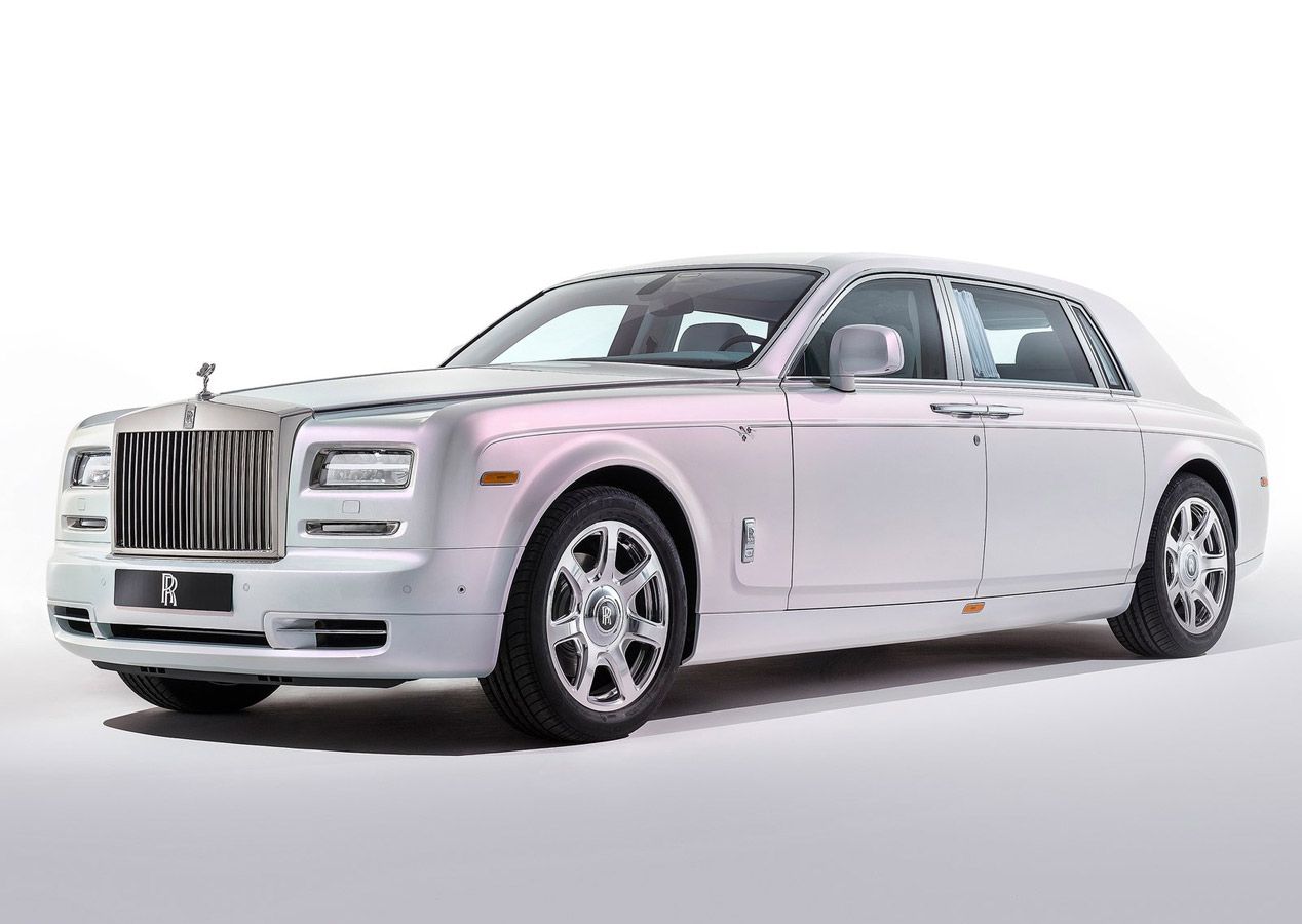 Rolls Royce Phantom Serenity, el lujo más extremo