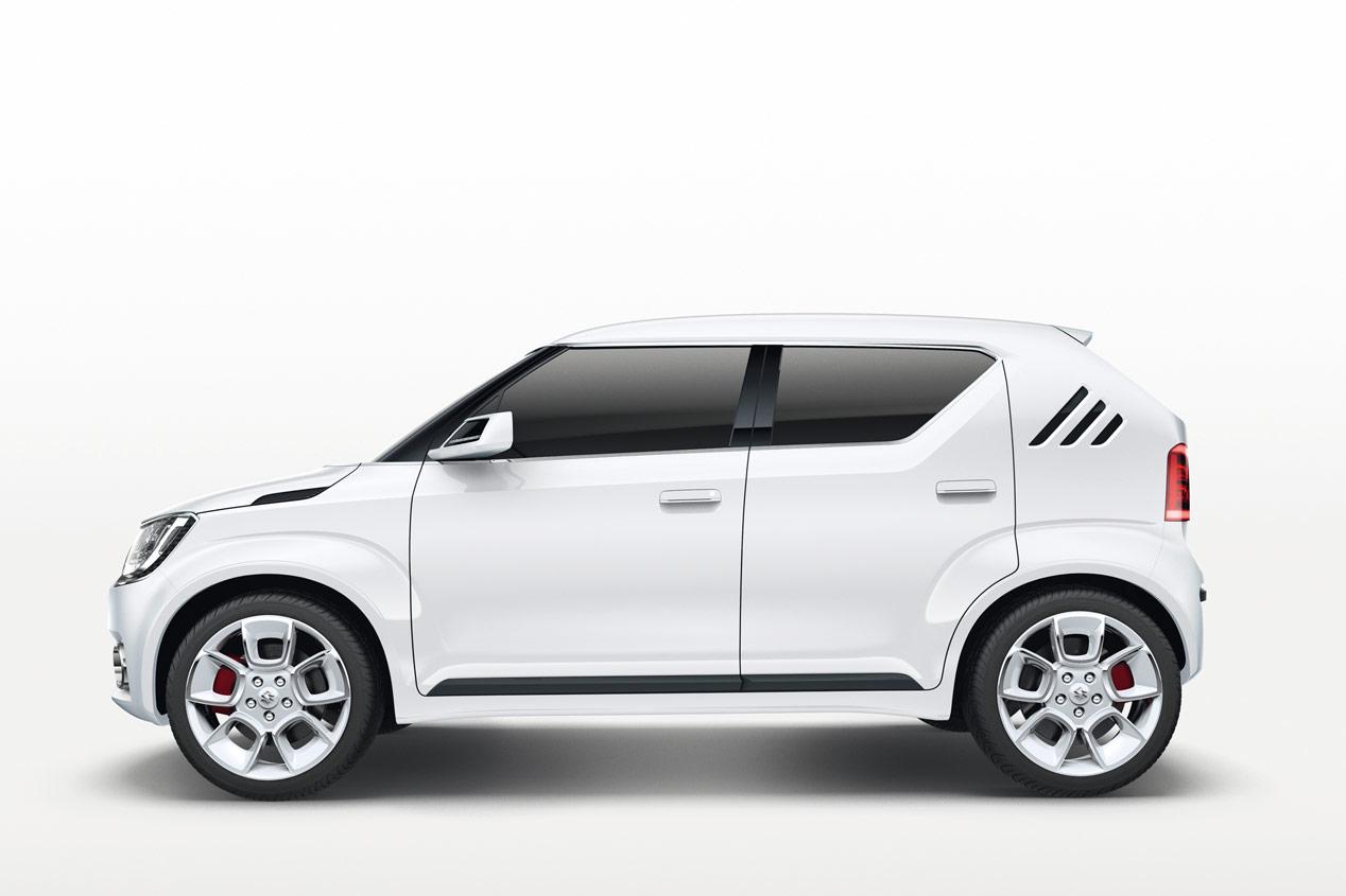 Suzuki iM-4 Concept, el gusto por los pequeños 4x4