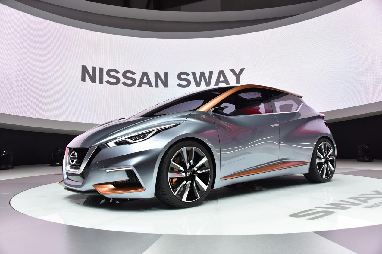 Los 10 mejores coches del Salón de Ginebra 2015