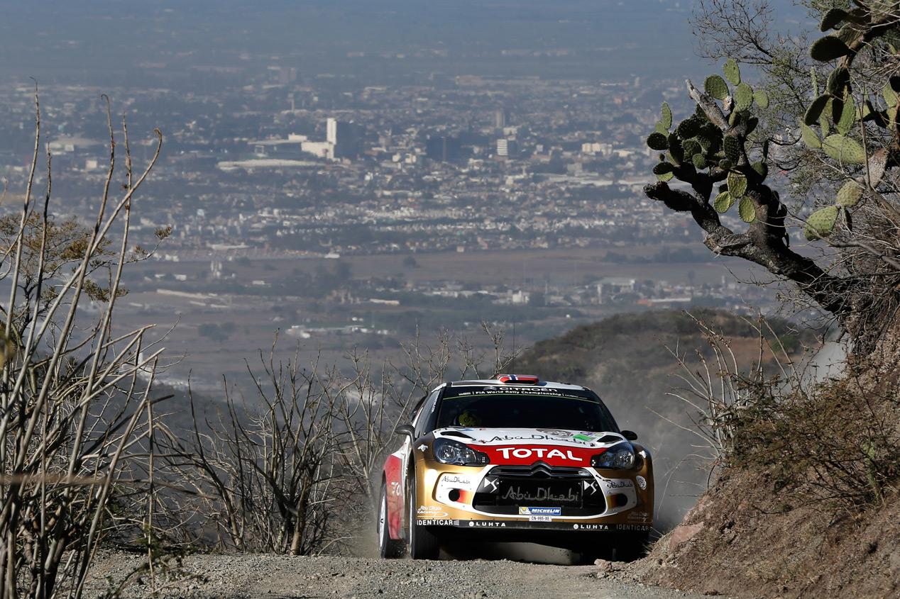 WRC Rallye de Mexico- Previo
