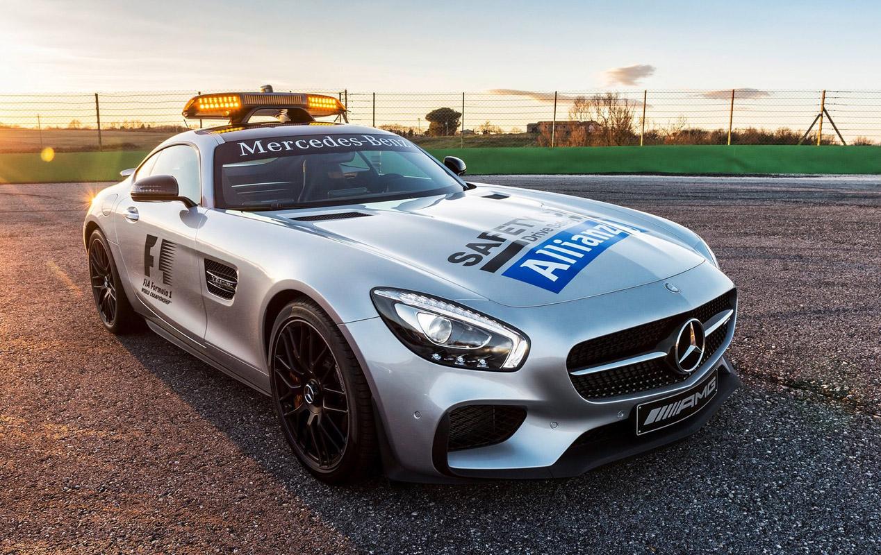 Nuevos Safety Car y coche médico para la Fórmula 1 2015