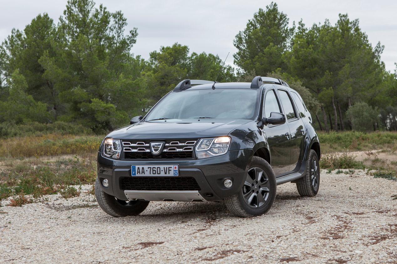 Dacia Duster 1.2 TCe 4x4, más eficiente y con tracción total