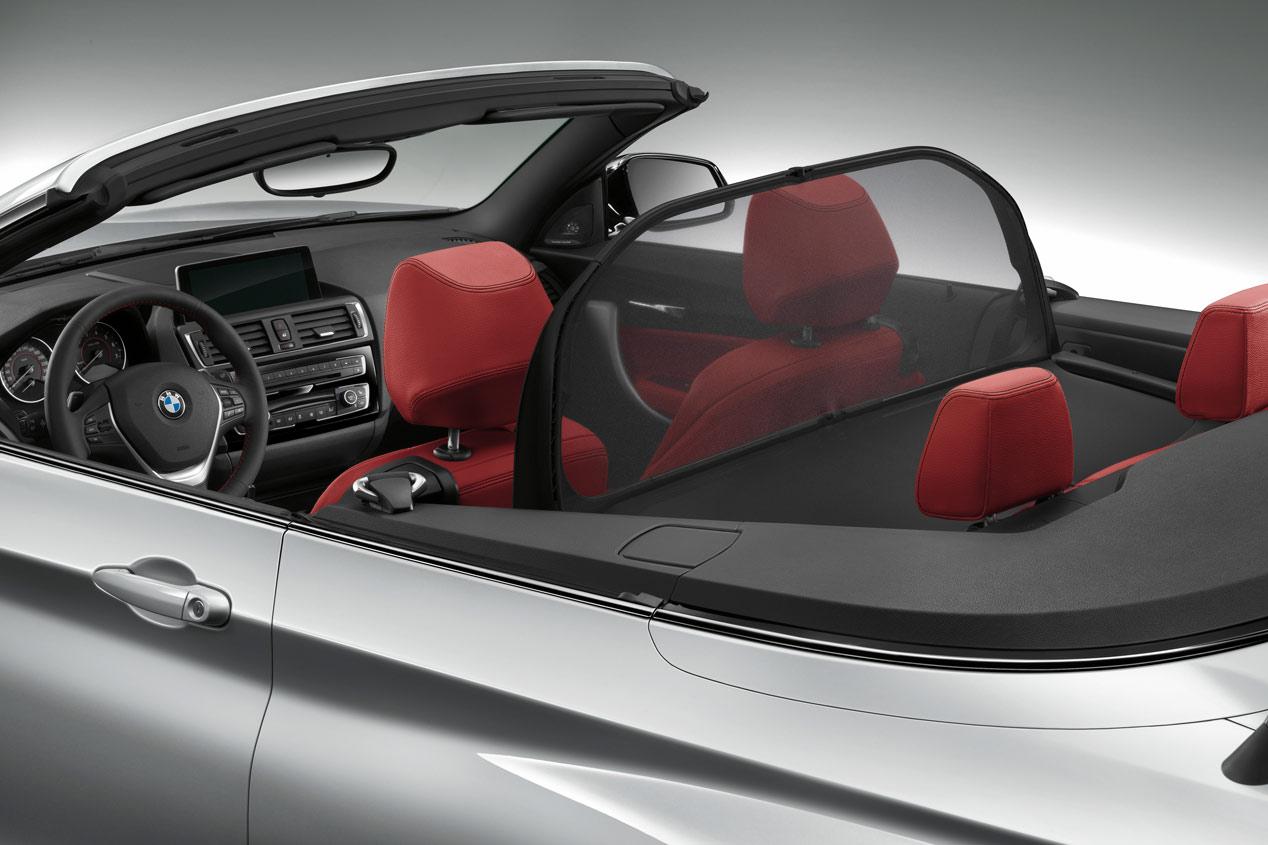 Contacto: BMW Serie 2 Cabrio, tan elegante como dinámico