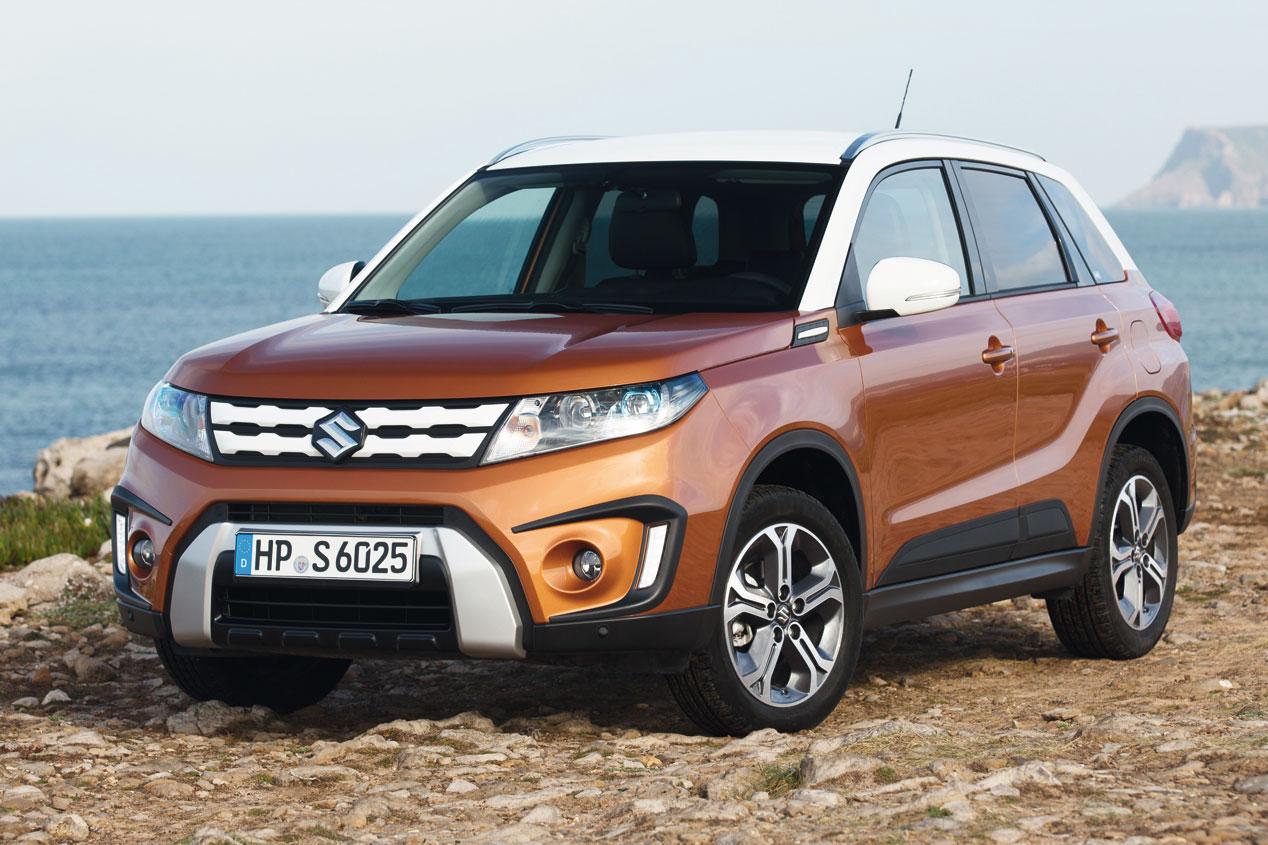 Suzuki Vitara: todos los precios