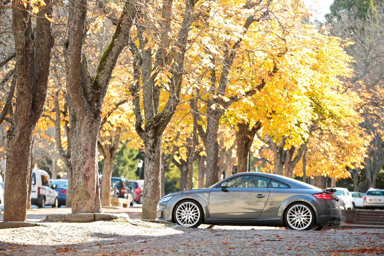 Prueba: Audi TT Coupé 2.0 TFSI 230 quattro S Tronic