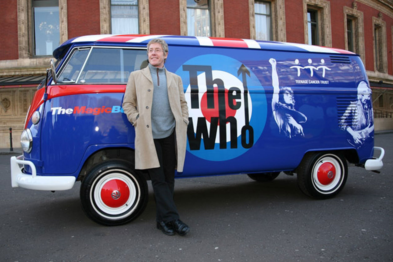 65 años del Volkswagen Bulli, la popular furgoneta 'flower power'