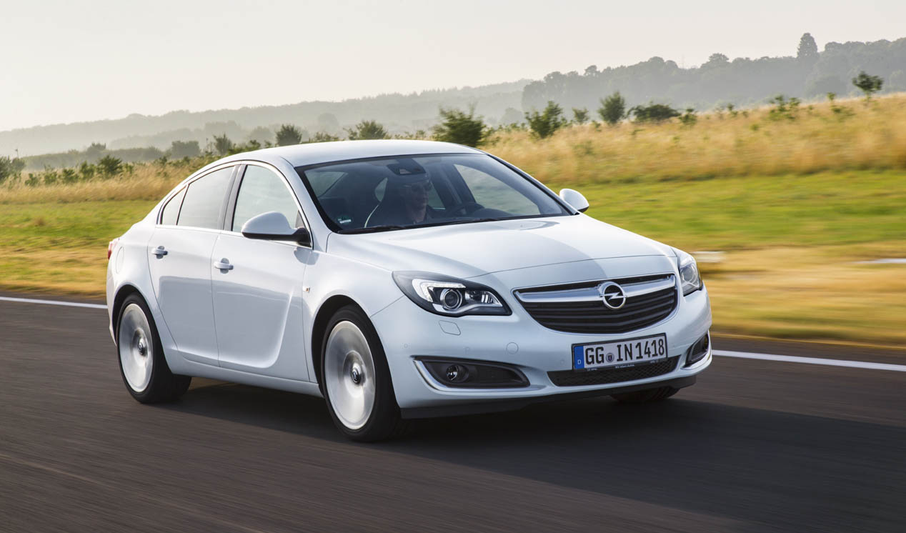 Opel Insignia 2.0 CDTI 170 CV