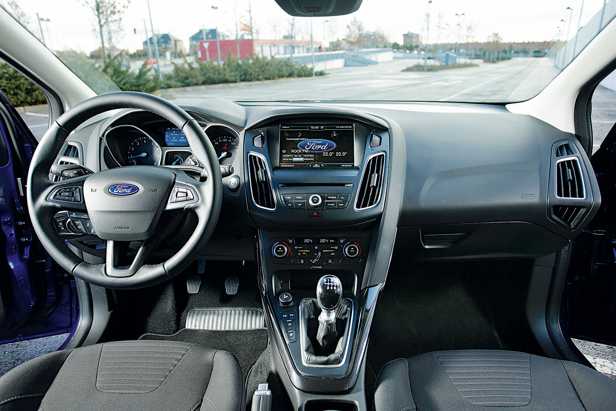 Prueba: Ford Focus Ecoboost 1.0 125, nuevos tiempos