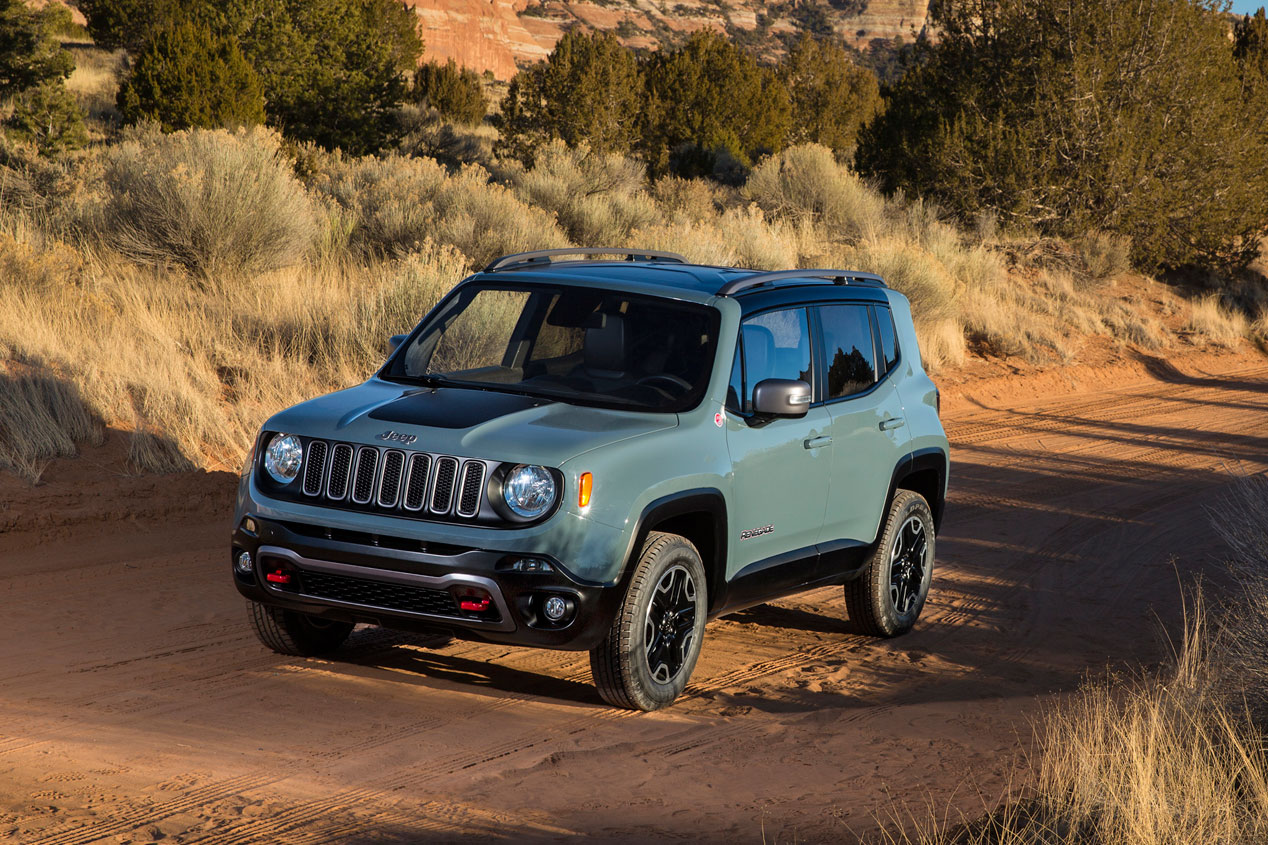 Contacto: Jeep Renegade 2.0 Multijet 120 CV