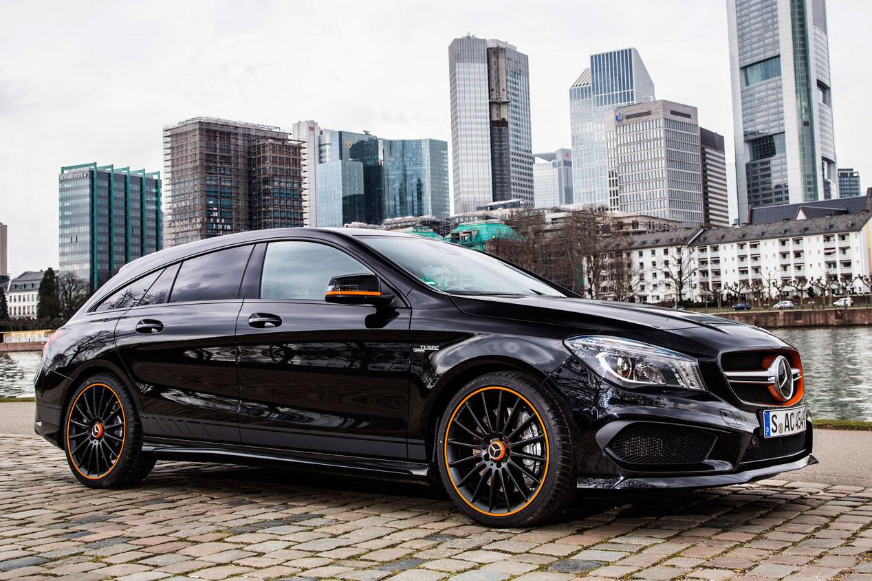 Contacto: Mercedes CLA Shooting Brake