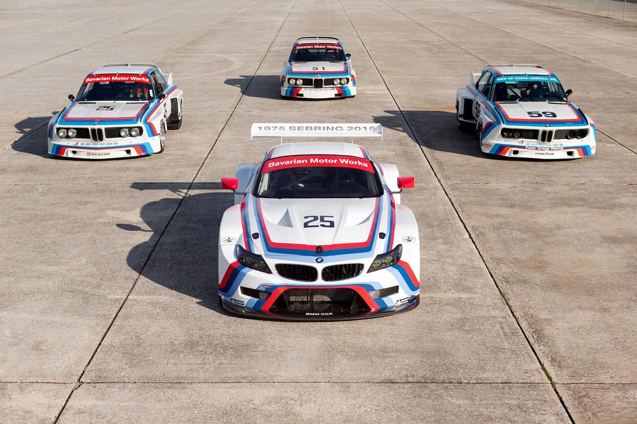 BMW Z4 GTLM, homenaje a un campeón con 40 años
