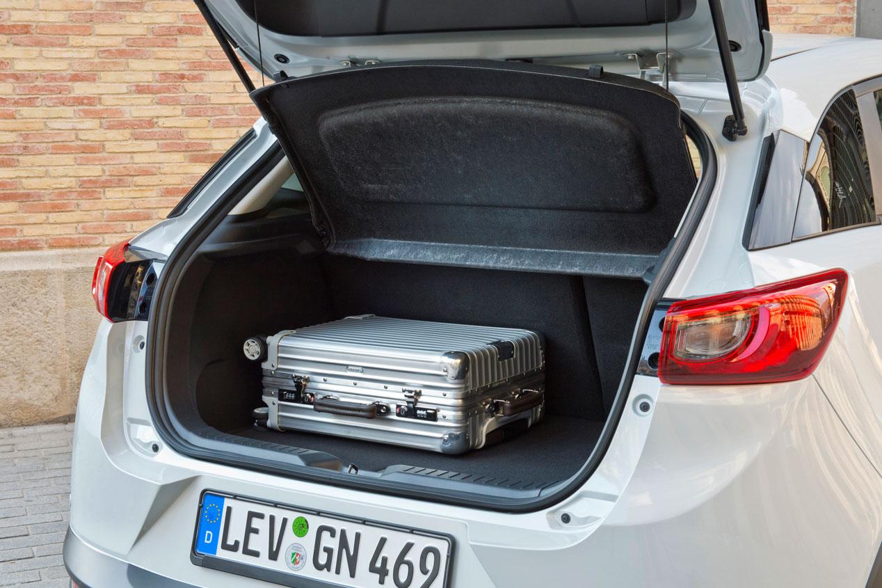 Contacto: Mazda CX-3, SUV compacto