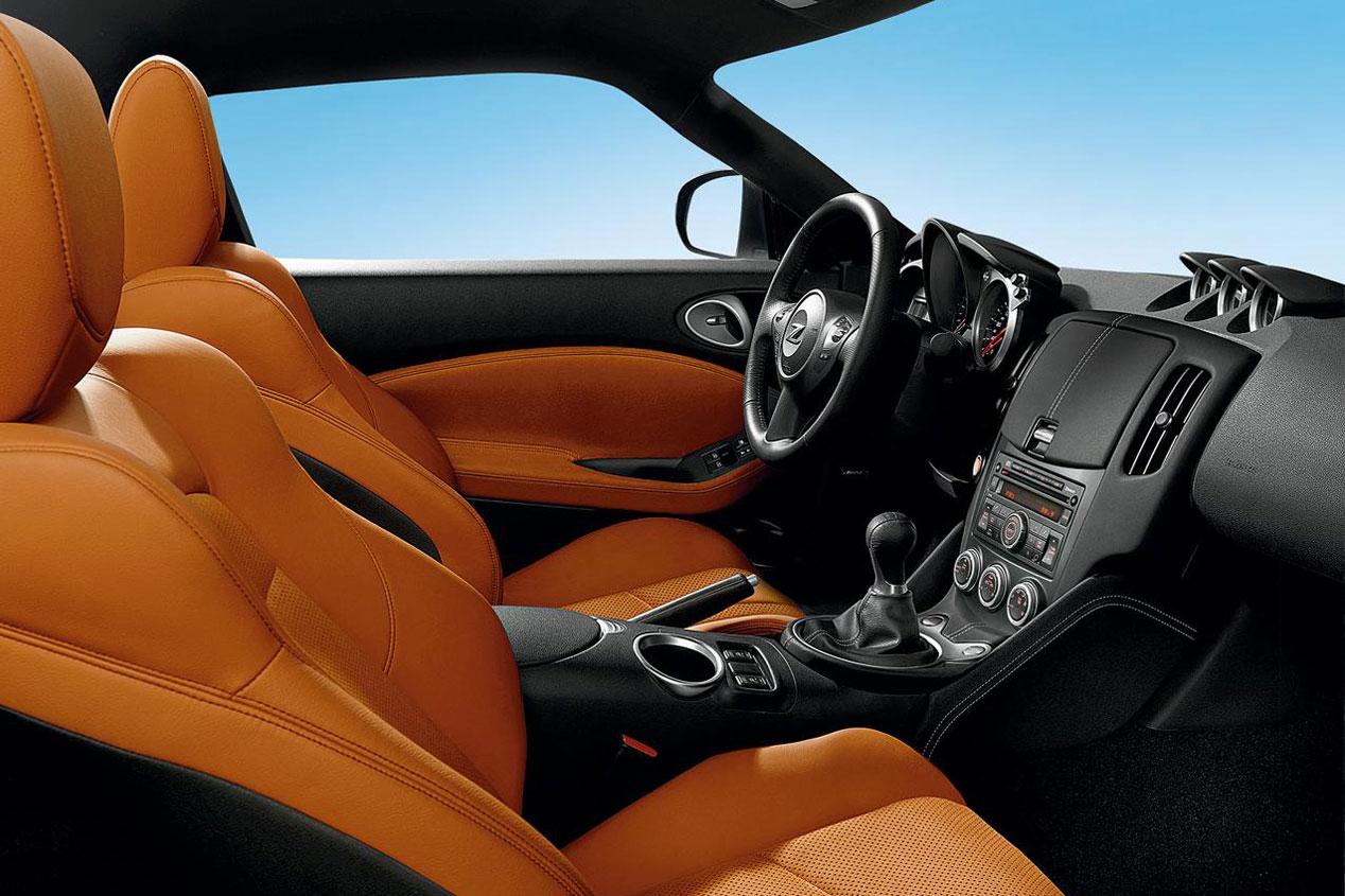 Nissan 370Z 2015, un deportivo con precio rompedor: 32.900 euros