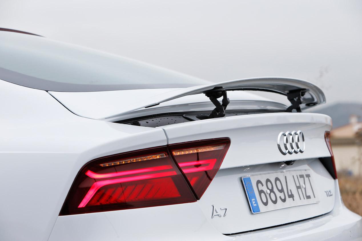 Prueba: Audi A7 Sportback 3.0 TDI Ultra