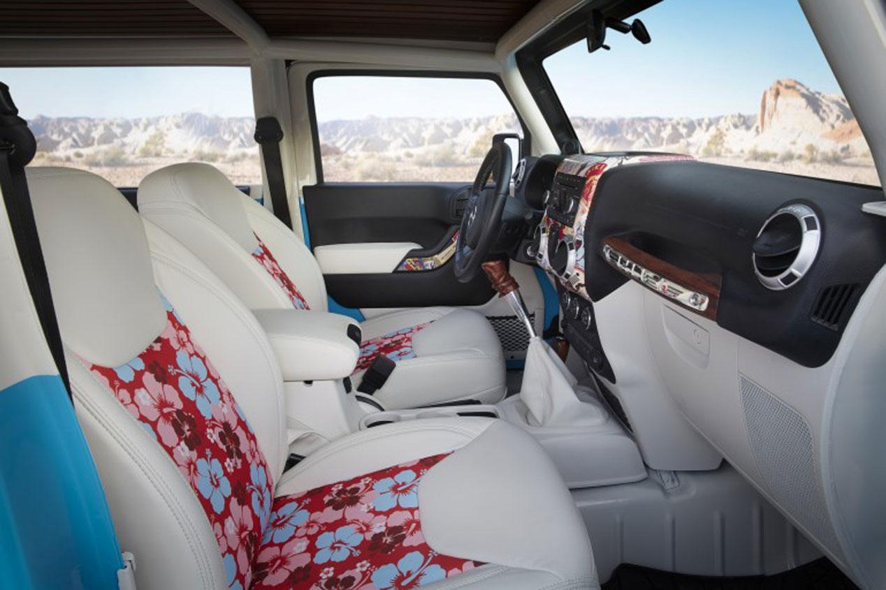 Jeep y sus aventureros del Moab Safari 2015