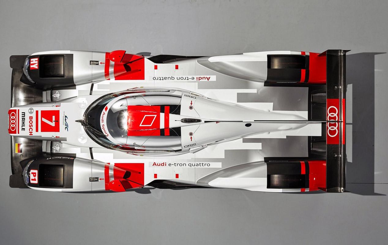 Audi R18 e-tron quattro 2015