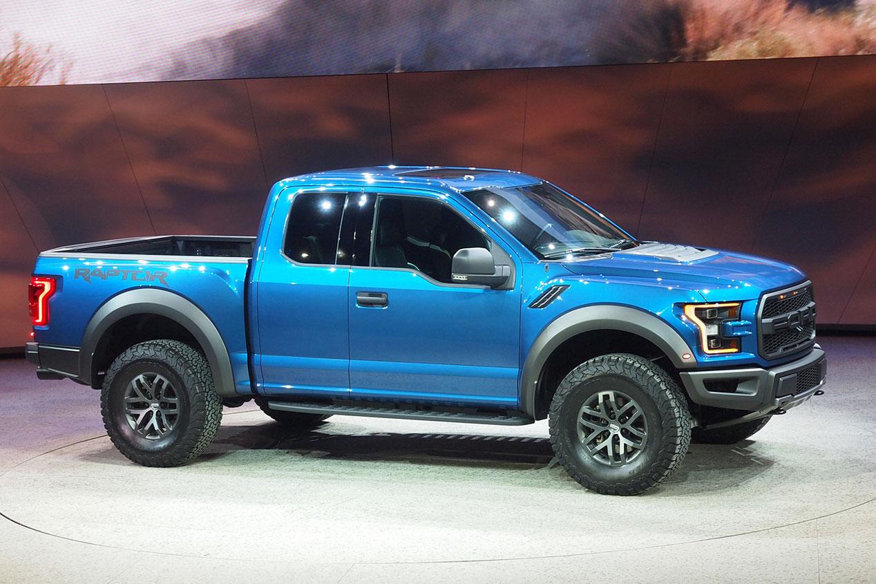 Los Ford más deportivos