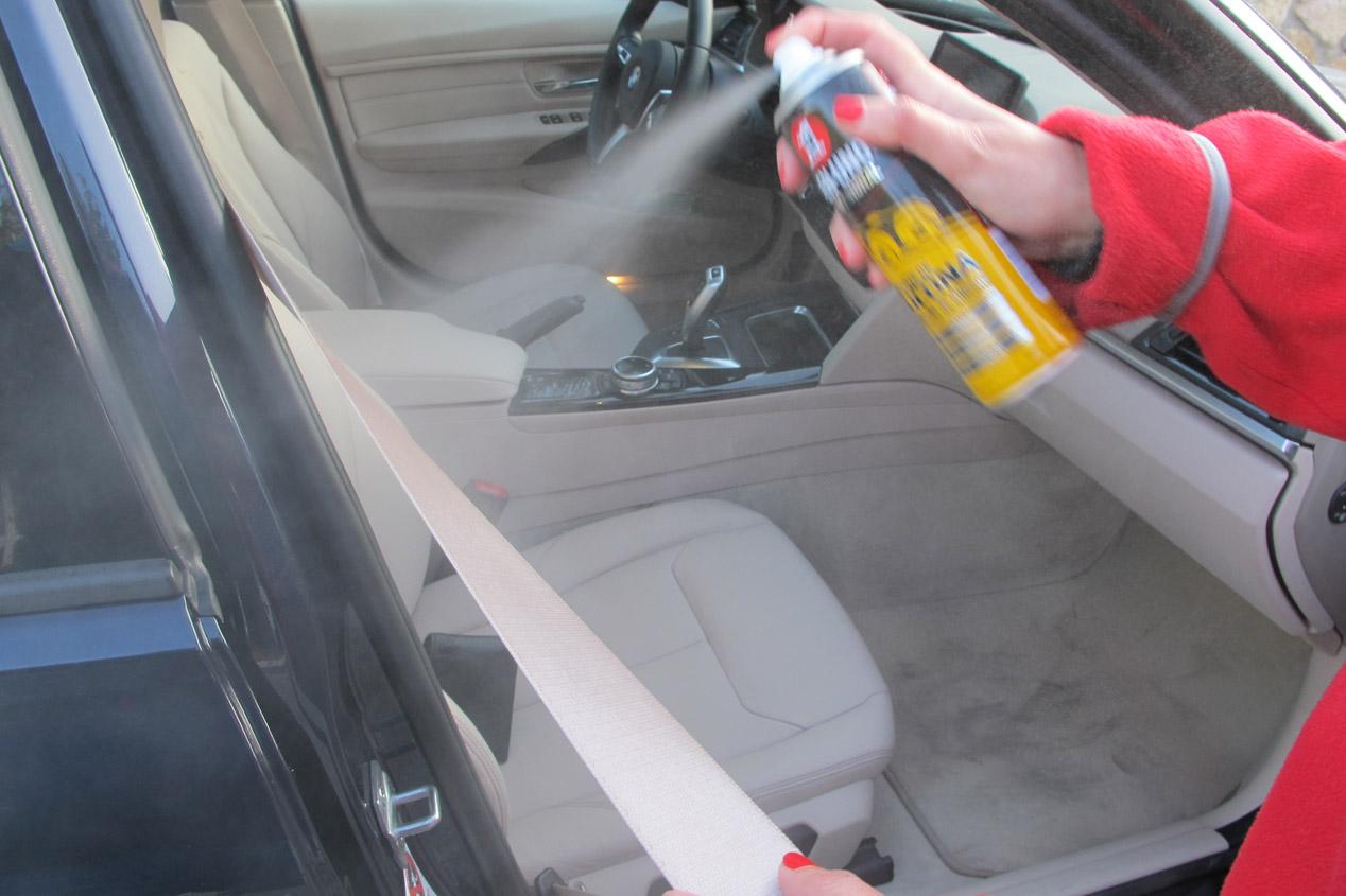 Gástate poco y deja tu coche como nuevo