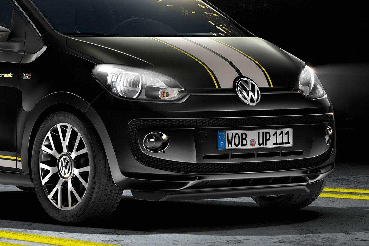 Volkswagen Street up!, con estilo propio para la ciudad
