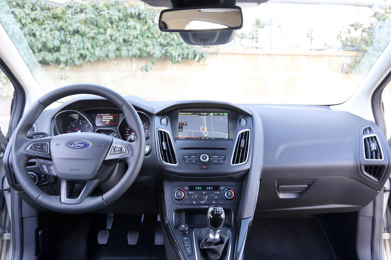 Comparativa: Ford Focus 1.6 TDCI 115 Titanium vs Renault Mégane 1.5 dCi 110 Limited