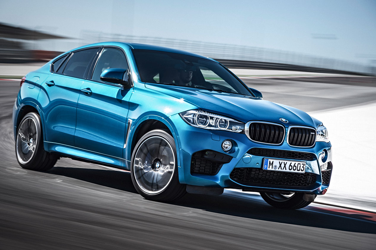Contacto: BMW X5 M y X6 M, paranormales