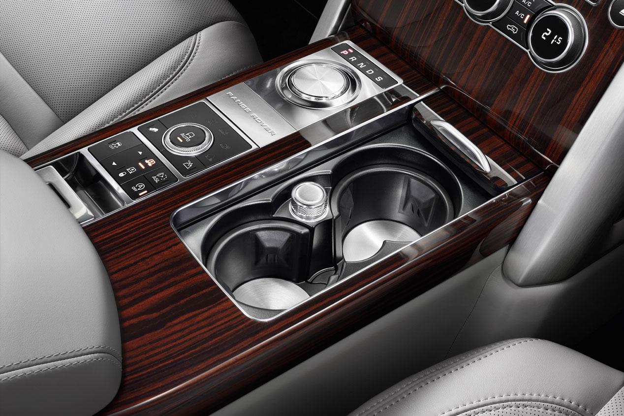 Range Rover 2016, más eficiente y tecnológico
