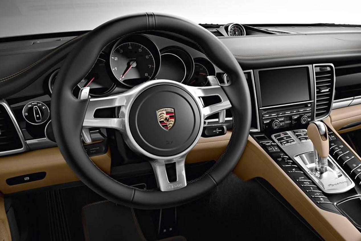 Porsche Panamera Edition, extra de lujo