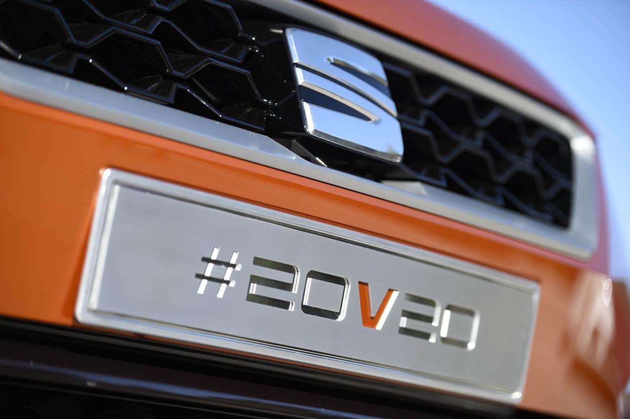 Seat 20V20, probamos el prototipo SUV de Seat