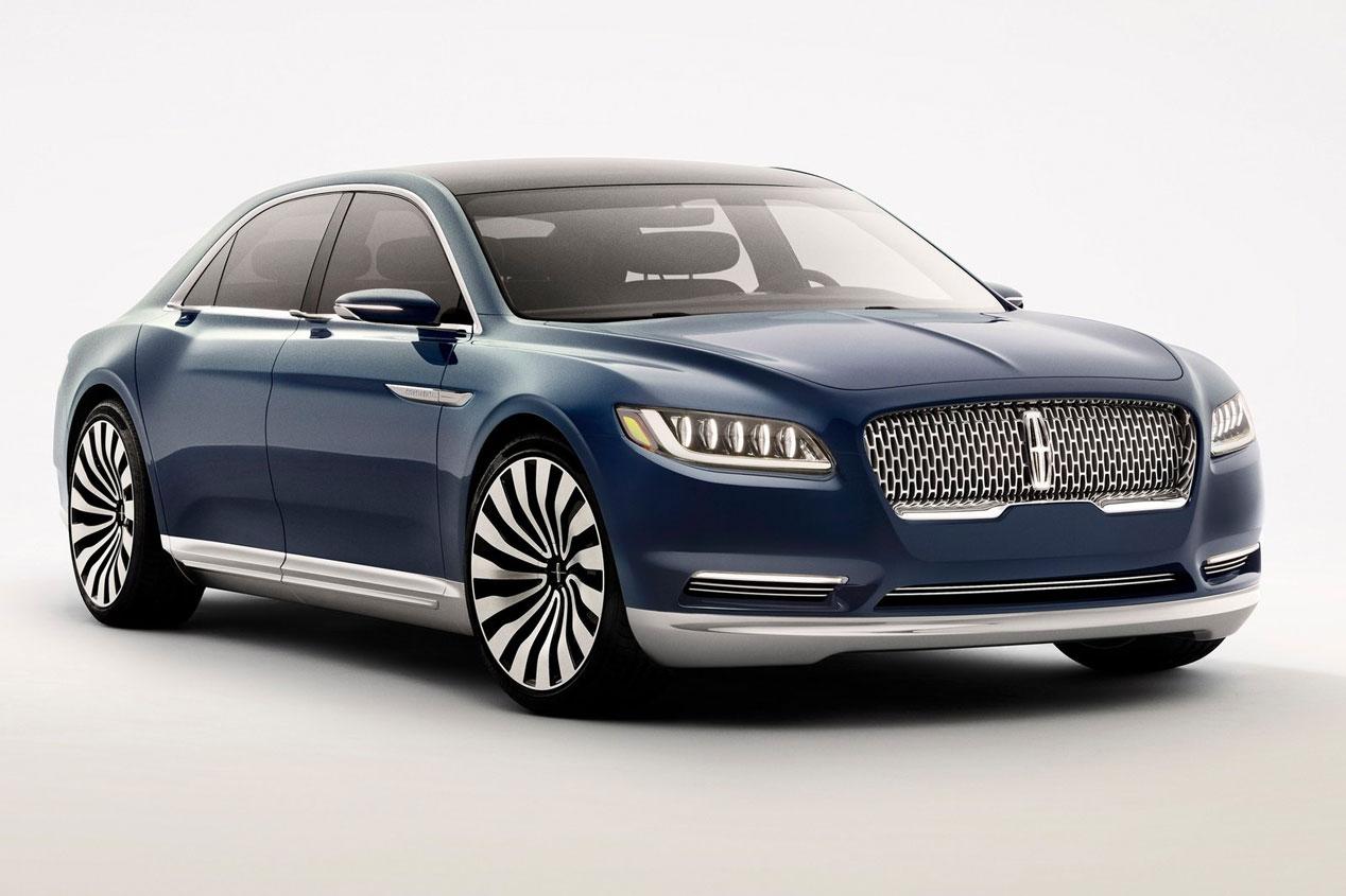 Lincoln Continental Concept, redefiniendo el lujo americano