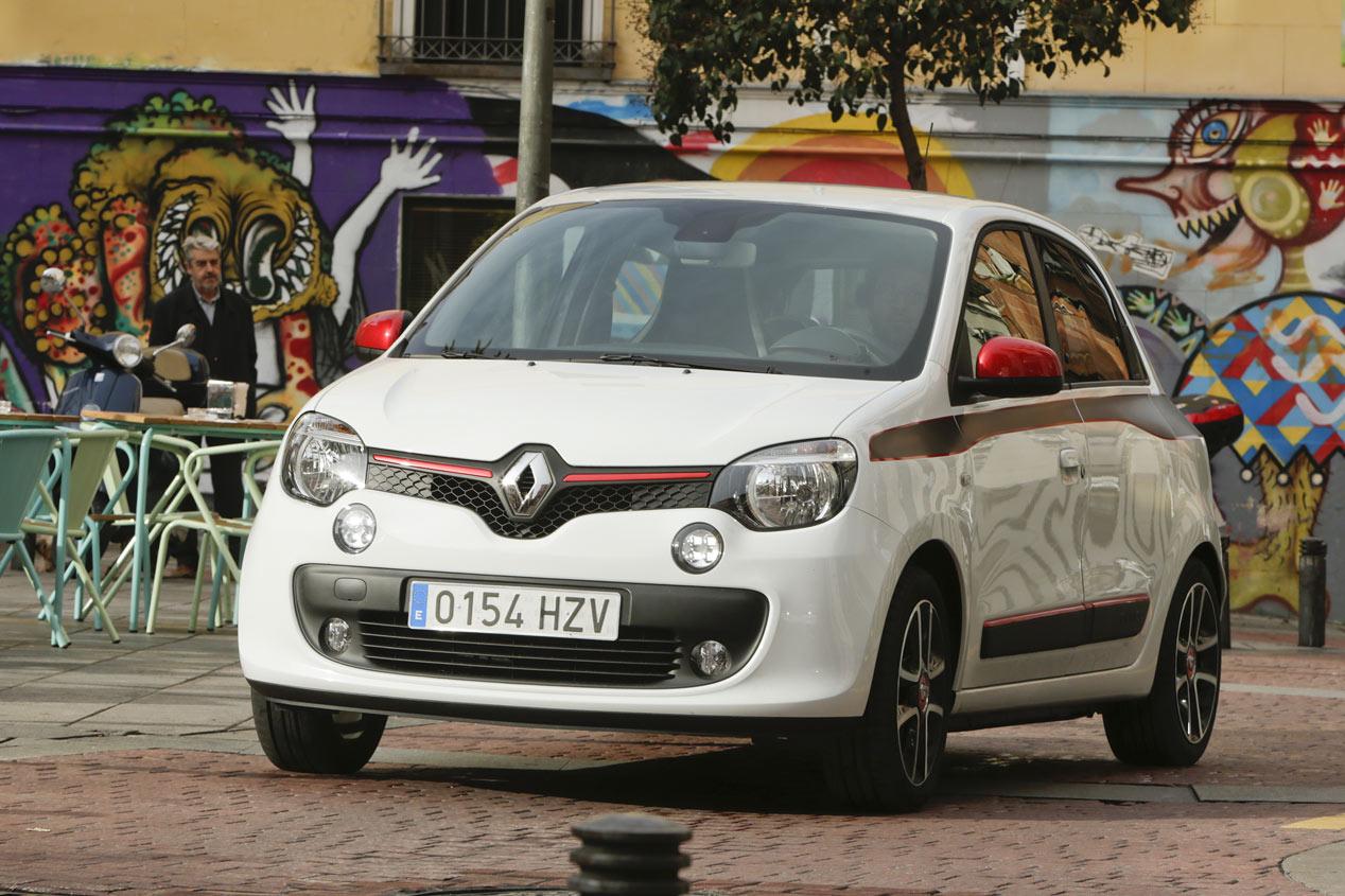 Prueba: Renault Twingo 0.9 TCE,  'freestyle'