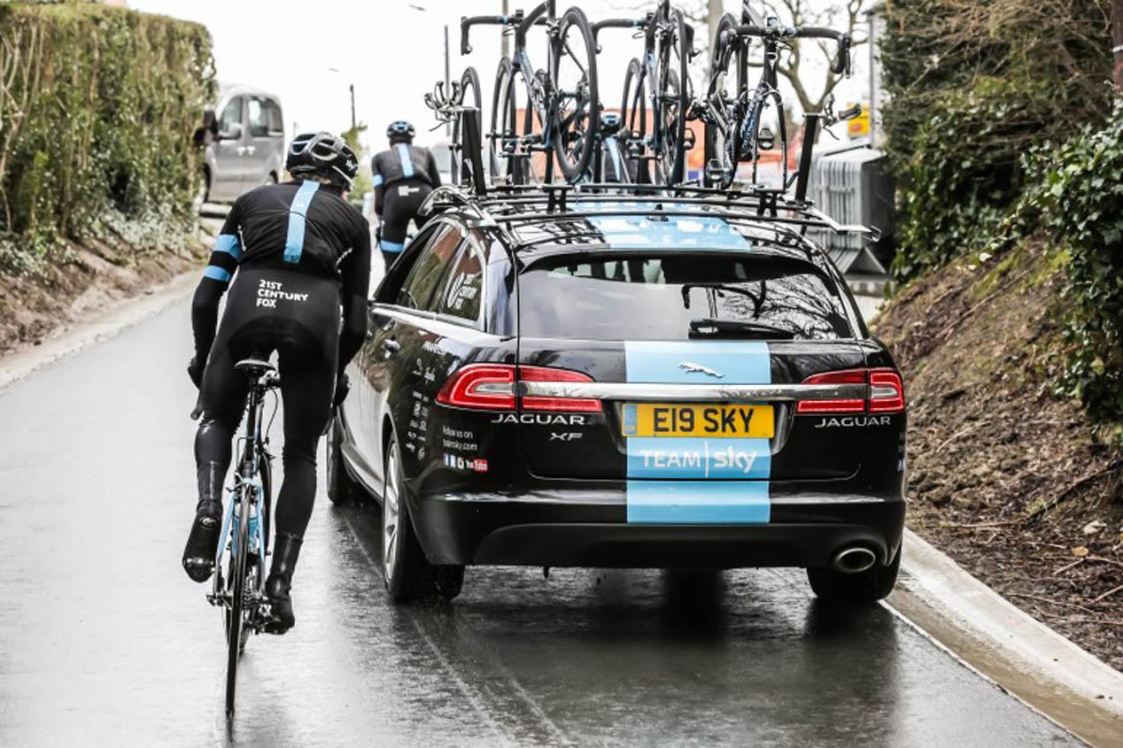 La tecnología de Jaguar, llevada a las bicicletas
