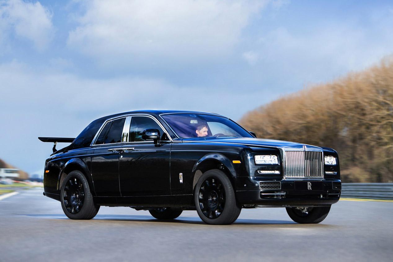 Rolls-Royce ya prepara su primer 4x4
