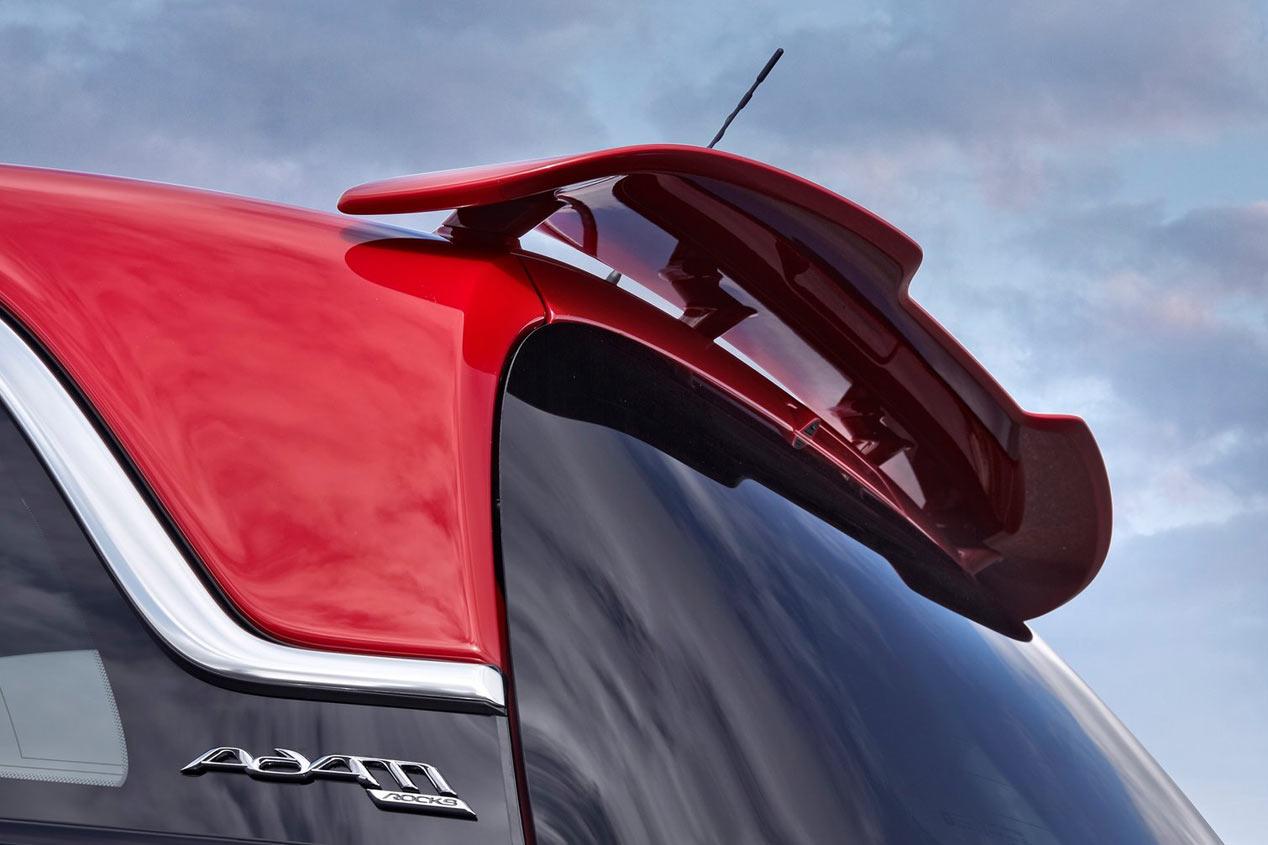 Opel Adam Rocks S, mini cabrio veloz