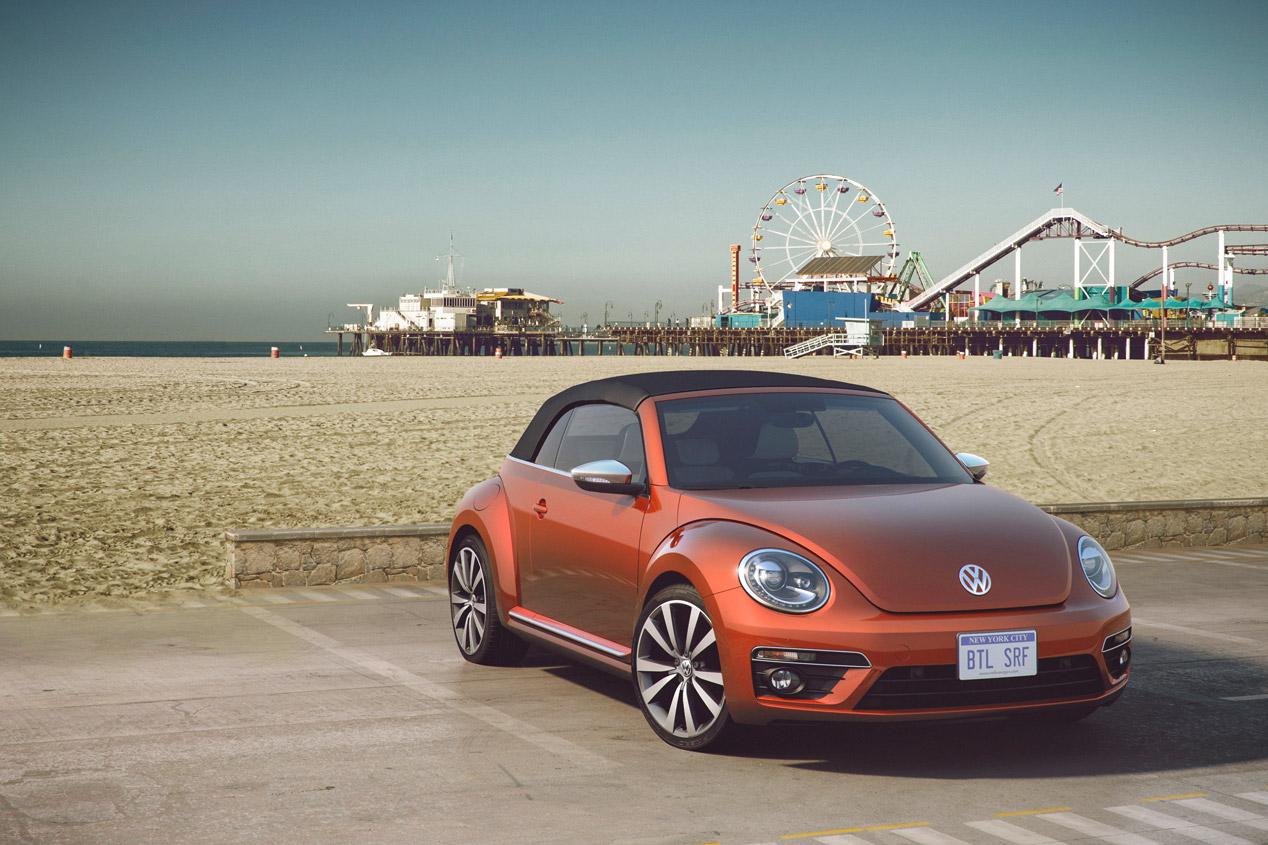 Los Volkswagen Beetle del Salón de Nueva York 2015