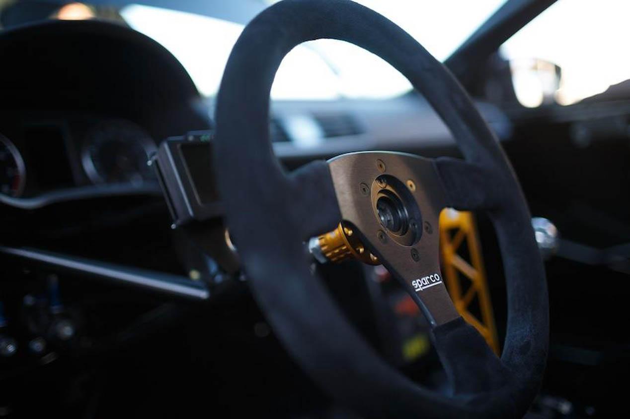 Volkswagen Passat de 900 CV, para hacer drift