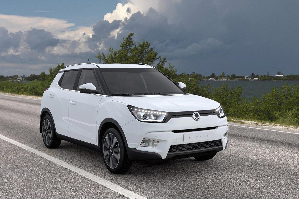 SsangYong Tivoli, uno más para la fiebre SUV