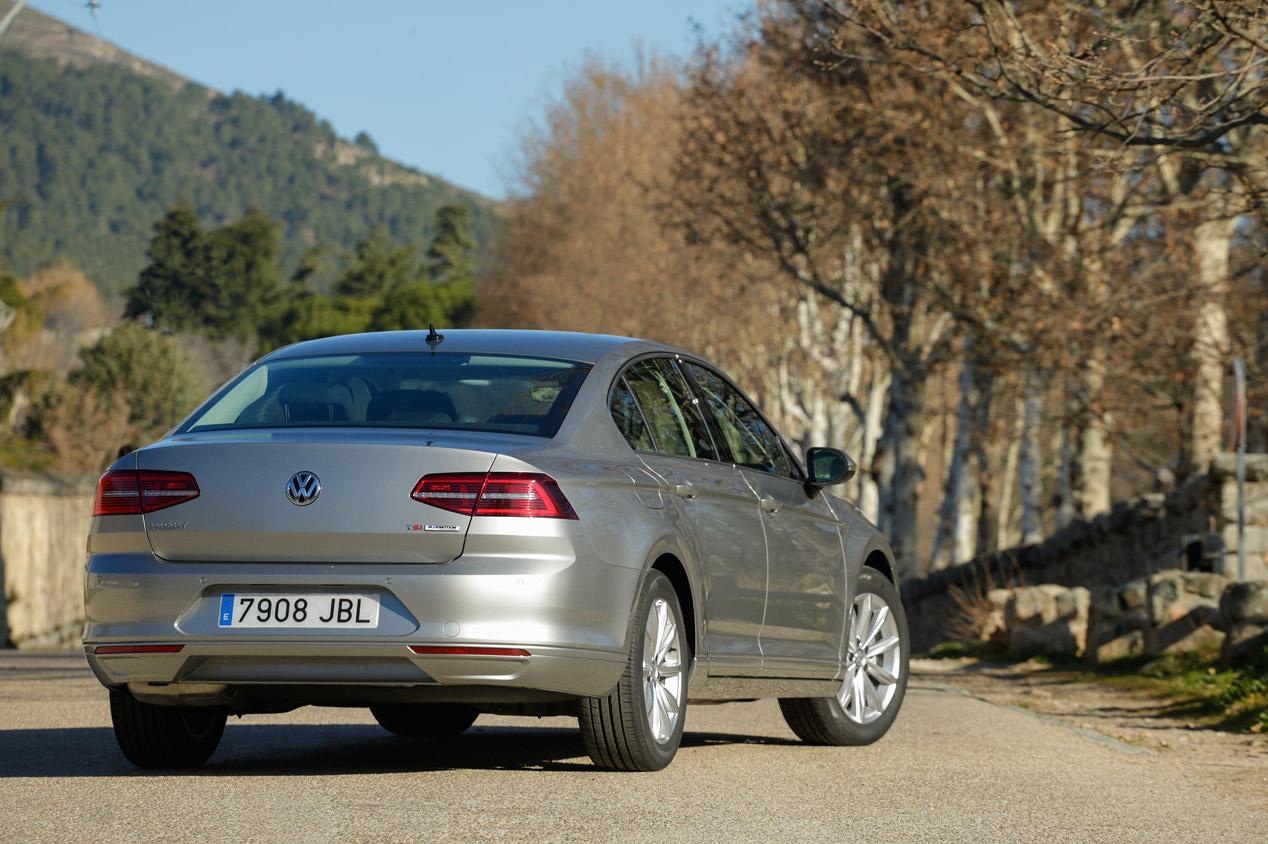 Prueba: Volkswagen Passat 1.4 TSI ACT